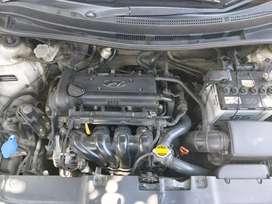 Dijual Hyundai grand avega tahun 2012