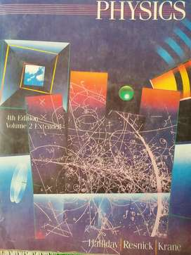 Physics by Halliday, Resnick and Krane (revised )