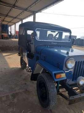 Brand new jeep