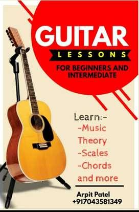 Guitars classes