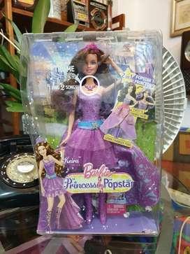 Barbie princess popstar original Mattel