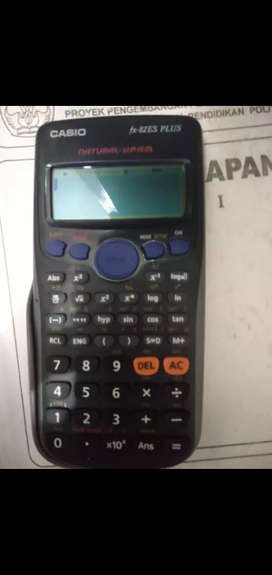 di jual kalkulator casio fx 350