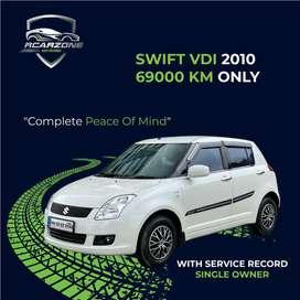 Maruti Suzuki Swift VDI BS IV, 2010, Diesel
