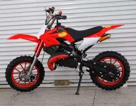 50cc dirt bike for children self start