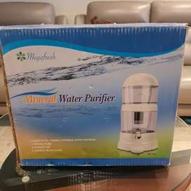 Mineral water purifier Megafresh