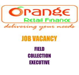 ORANGE RETAIL FINANCE INDIA Looking Experienced collection executives