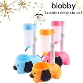 Blobby Standing Drinking Bottle - Botol Tempat Minum Anjing Hewan Dog