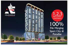 GM Icon Offering 1,2 & 3 Bedroom Luxurious Apartments in Bahria Town
