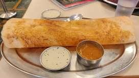 Dosa South Indian chef/Kaarigar