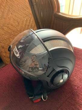Helm zeus type zs218  size L