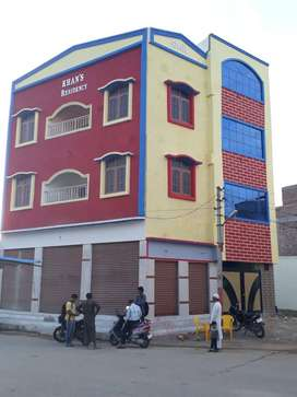 3bhk apartment at Teja colony on Alkapur road behind Seven tombs.