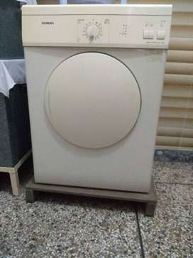 Siemens clothes Dryer