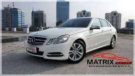 Mercedes Bens E250 Avantgarde W212 Tahun 2013 Perfect ATPM