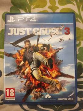 Just Cause 3 - PS4 game for Sell