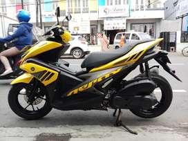 Yamaha aerok 155cc vva 2019 istimewa kuning