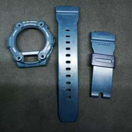 Bezel and band (strap) G-shock G-9700-2DR