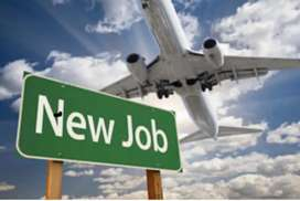 Ground staff job at your nearest Airports