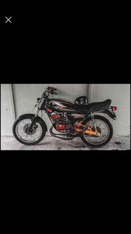 Yamaha Rx King 135cc