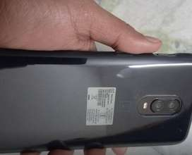 one plus 6t 8 gb ram 128 gb rom perfect condition