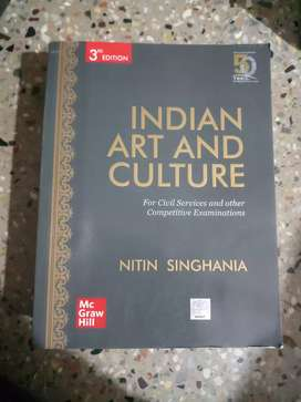 Indian art and culture by nitin singhania (IAS) (UPSC)