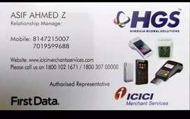 Swiping machine EDC FD Device MPOS