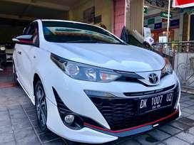 Yaris 2019 pmk Manual AsliBali Km12.000 Super!!