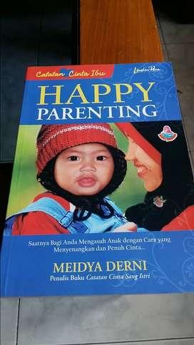 Buku Happy Parenting Catatan Cinta Ibu