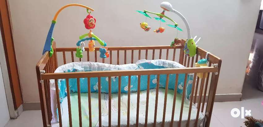 Mothercare crib/cot in excellent condition 0