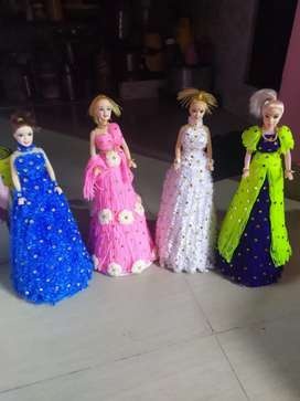 Beautiful Doll home made new beautiful Doll Rs 450/-