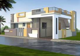 Newly constructed 2BHK  house for sale near Aishwary nagar. VIJAYAPURA