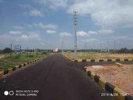 Kothur near Shamshabad, HMDA approved plots for sale