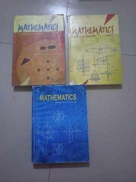 Maths NCERT books