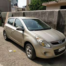 i20 cng fitted