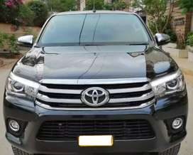 Toyota Hilux 2019 On Easy Monthly Installment