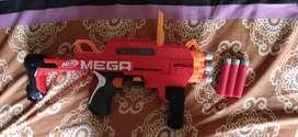 Nerf guns N strike and Mega bulldog