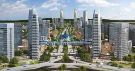 10 Marla Overseas plot file for sale in Capital Smart City Islamabad.
