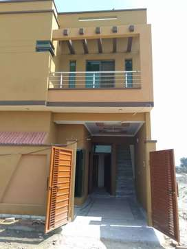 3.5 MARLA DOUBLE STOREY HOUSE ON 4 YEARS EASY INSTALMENT NEAR DHA