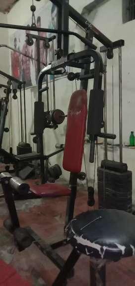 Gym machines home gym multi exercise avl..