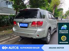 [OLX Autos] Toyota Fortuner 2008 2.7 G A/T Bensin Silver #Arjuna Motor