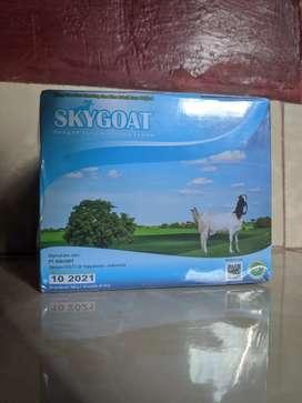 Susu Kambing Etawa SkyGoat 10 Sachet