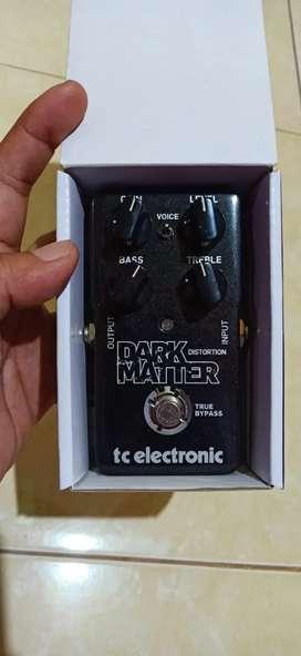 TC Electronic Dark Matter Distortion Overdrive