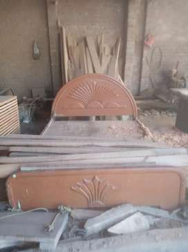 Bed used for sale good condition