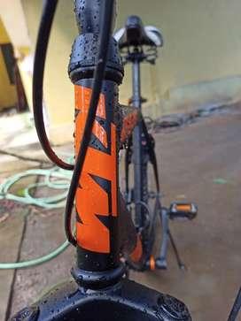 Mountain Bike (MTB) for sale, 7speed Geared, Sports Bike, urgent sale