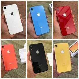 TT/CC SPliT Ready Kami Bisa IPhone XR 64GB Second Ex Inter Apple