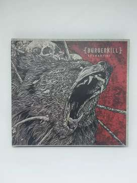 CD Burgerkill - Adamantine Special Edition