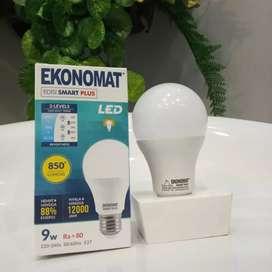 Lampu smart 3 warna