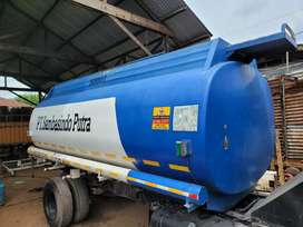 Tangki Mobil Colt Diesel Canter Fuso 5.000 liter 2015