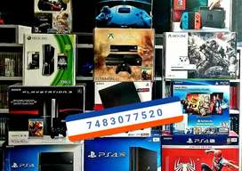 All types of ps3 ps4 Xbox gaming console