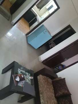 Independent 2 bhk fully furnished flat in dugri