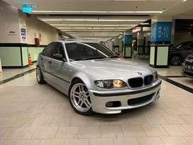 BMW E46 318i Convert to 330i 2003 Silver On Silver Fullspec